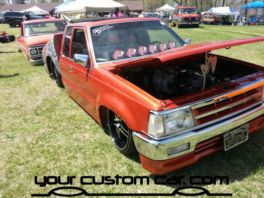 layed out at the park, 2013, elite auto salon, yourcustomcar, truck show, car show