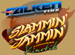 Slammin n Jammin logo