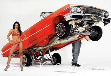 chevrolet impala wallpaper hd