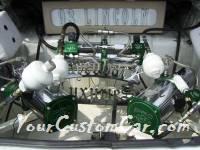 Lowrider Chrome Pumps accumulators