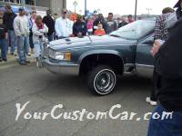 Lowrider Hopping Competition