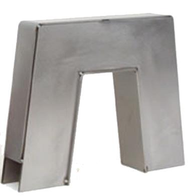 step notch, 8 inch, c notch, kit, weld, minitruck, notch kit