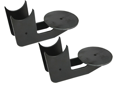 air bag behind and under axle bracket 2.75 inch