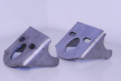 bridge bar bracket, air suspension, 4 link, four, minitruck air, 2500, 2600, lb