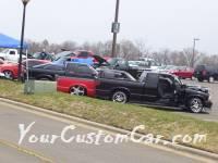 Mini-Trucks at Carolina Motor Madness