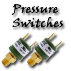 air, pressure switch, air bag compressor, air ride suspension compressor