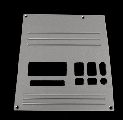 91, 92, 93, 94,chevrolet, gmc, radio plate blank with lines, empire rb2lp