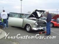 Restore Tri Five Chevy