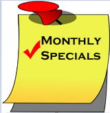 specials at yourcustomcar.com