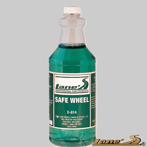 best wheel cleaner, safe wheel cleaner, lane's safe wheel, yourcustomcar.com wheel cleaner
