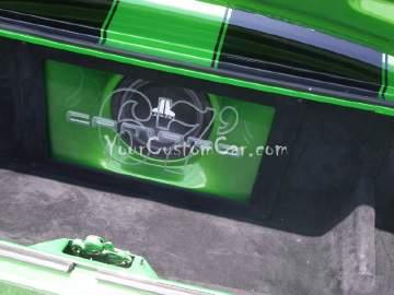 Camaro Subwoofer