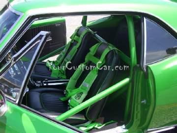 67 Camaro Roll bar