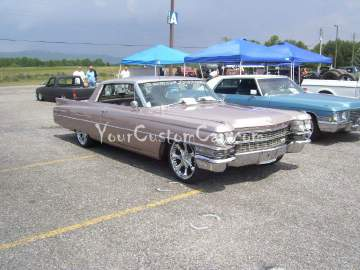 Classic Caddy with Class