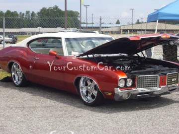 Hot Rod Cutlass