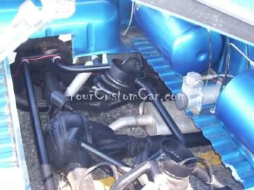 mini-truck rear air
