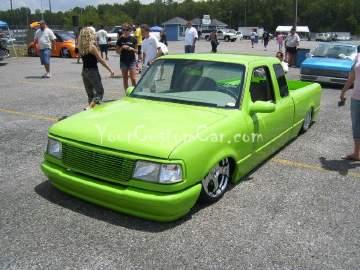Show Truck Ranger