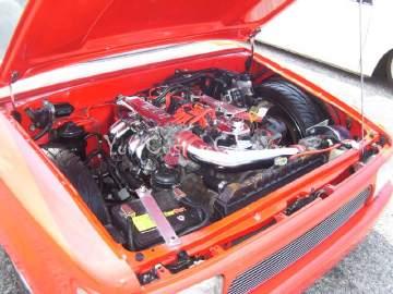 minitruck engine