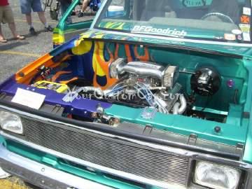 Super Custom Tandom Minitruck