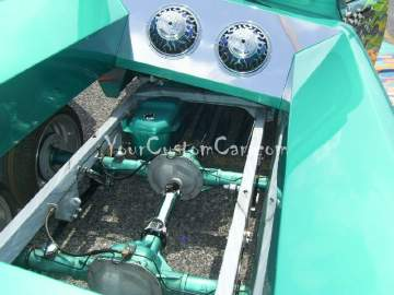 Super Custom Tandem Minitruck