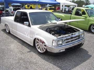 custom wheels minitruck