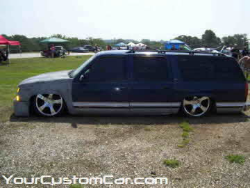 2010 southeast showdown custom suburban