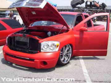 2010 southeast showdown custom dodge ram