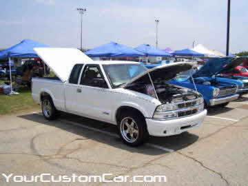 South east showdown, 2010, custom white s10