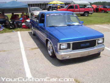 South east showdown, 2010, custom s10