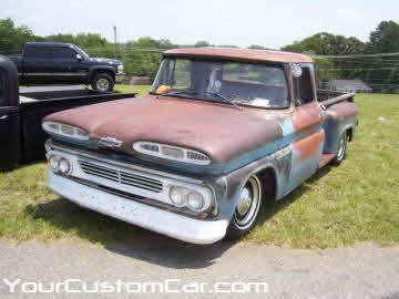 South east showdown, 2010, custom 1960 truck