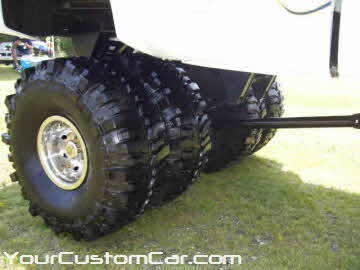 South east showdown, 2010, gmc dually, monster truck