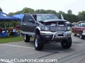 South east showdown, 2010, lifted ford, f150