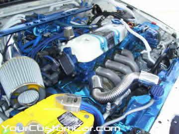 southeast showdown 2010 custom honda accord engine