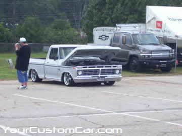 South east showdown, 2010, custom ford truck, lowider