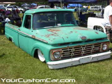 2010 southeast showdown custom f100 truck