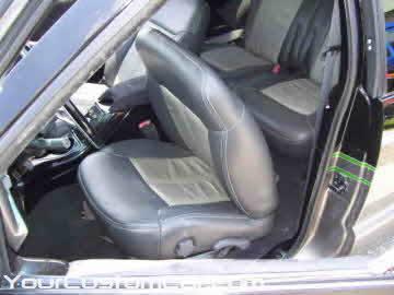 South east showdown, 2010, custom blazer interior