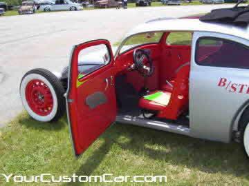 southeast showdown 2010 custom vw bug