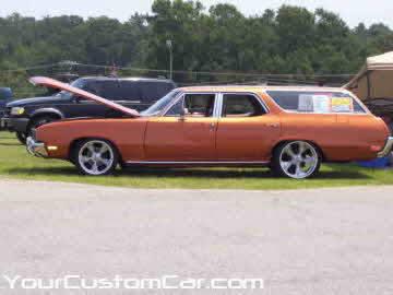 southeast showdown 2010 custom buick wagon