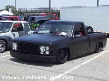 2010 southeast showdown custom black silverado