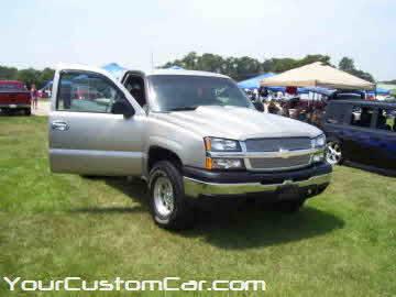 2010 southeast showdown custom silverado