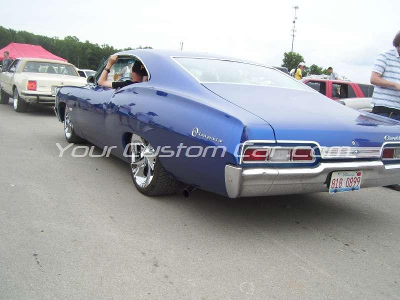 slammin n jammin 09 2009 custom 67 impala