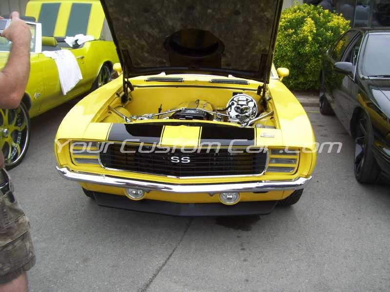 slammin n jammin 09 2009 custom camaro ss