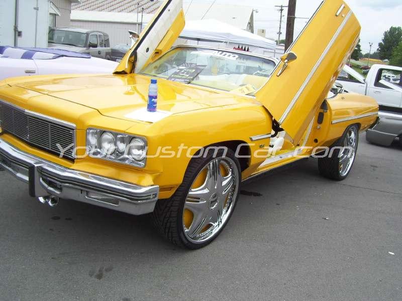 slammin n jammin 09 2009 custom donk