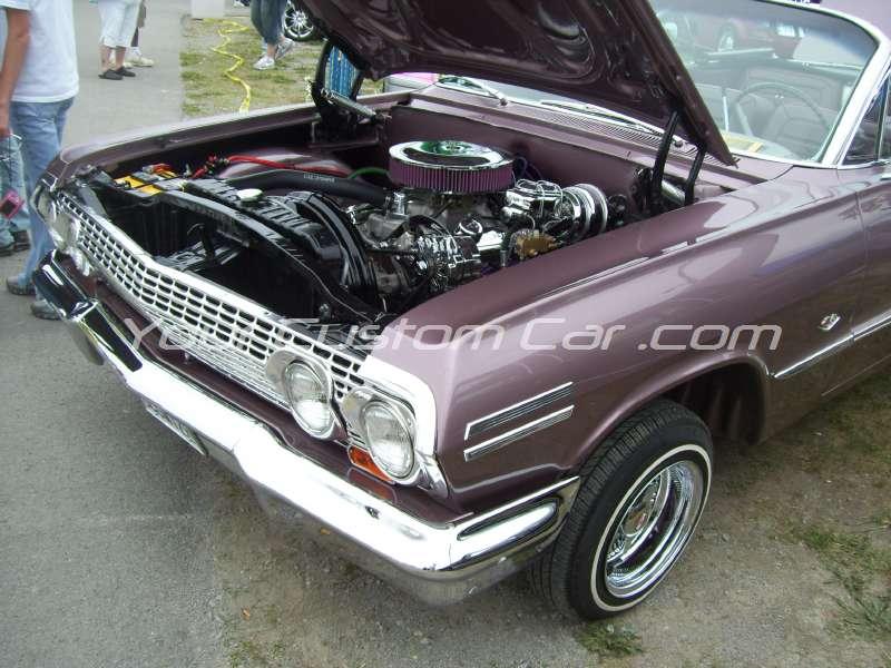 slammin n jammin 09 2009 custom impala