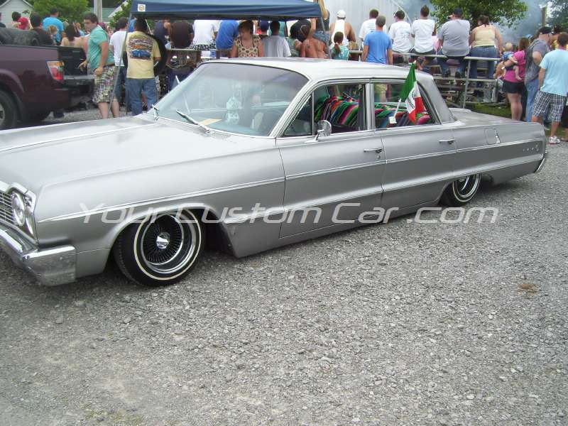 slammin n jammin 09 2009 custom lowrider impala