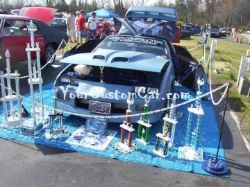 Custom Late Model Camaro