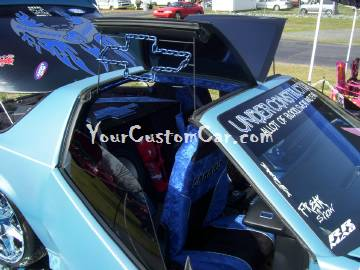 Custom Camaro Show Car