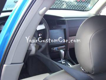 Dodge Magnum Interior TV