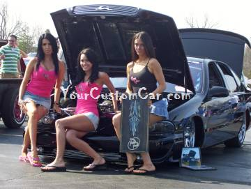 YourCustomCar.com Custom 96 Impala SS
