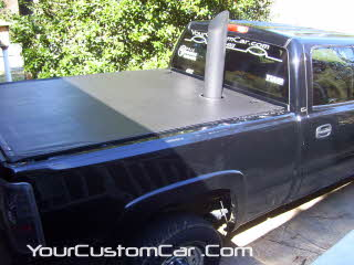 shave bed rails, shave stake holes, shave chevrolet, silverado stake holes, weld holes in truck bed