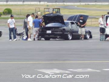 streetwise drift, drop jaw, car show, charlotte, speedway, 4-17-10,
